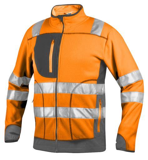 PJ6303 HiVis Fleece Jacket - Barden & Euroa Clothing