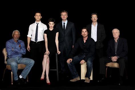 Morgan Freeman Joseph Gordon Lebitt Anne Hathaway