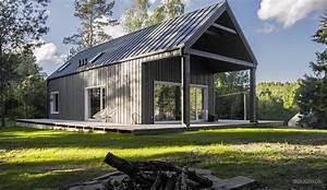 Une Maison D U0026 39 Architecte En Lituanie  Avec Images