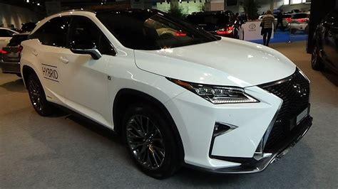 Lexus Rx Facelift 2019 Motor Ausstattung by 2019 Lexus Rx 450h Interior Premium Release Date Suv