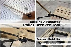 Building A Fantastic Pallet Breaker Tool