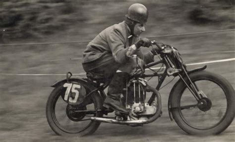 Unknown Grass Track Racer Classic Motorcycle Pictures