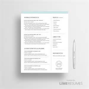 best modern resume templates modern resume template for microsoft word limeresumes