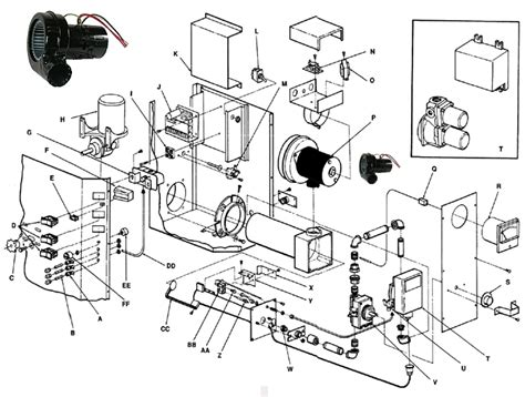 Lincoln Part Diagram by Lincoln 369366 Burner Blower Motor