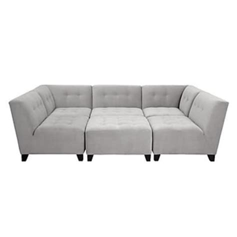 Therapy Sectional by Expandable Modular Best Sectional Sofas Apartment Therapy