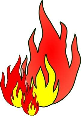 Fireplace Der Clip - feuer clipart vektor clipart kostenlose vector kostenloser