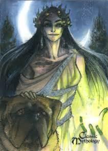 Hecate Goddess Greek Mythology