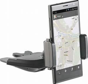 Voiture Sans Lecteur Cd : support universel smartphones pour lecteur cd de voiture ~ Medecine-chirurgie-esthetiques.com Avis de Voitures