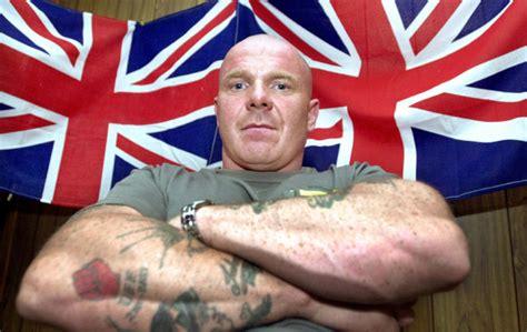 secret british army unit saved  life  johnny adair