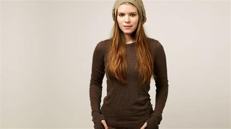 wallpaper kate mara actress red hair white background