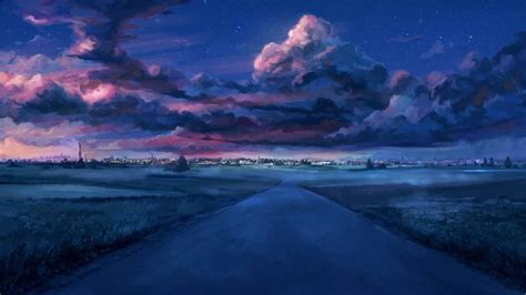 Anime Scenic Wallpaper - anime scenic wallpaper 45 pictures