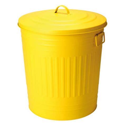 poubelle automatique cuisine les 25 meilleures idées concernant poubelle jaune sur
