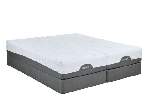 split mattress dimensions savant everfeel firm california king split mattress
