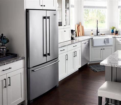 counter depth refrigerator dimensions maytag