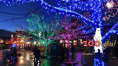 Hogle Zoo Lights by Zoo Lights At Utah S Hogle Zoo Is Even Better This Year
