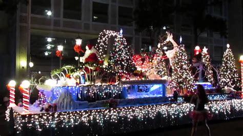 magnificent lights parade 2017 honolulu city lights parade 2017 on tv mouthtoears com