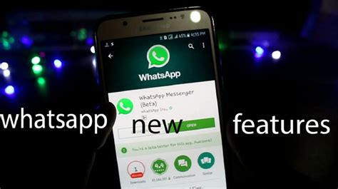 whatsapp update take a look into top 5 recent changes