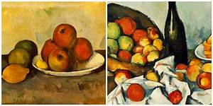 Paul Cezanne Still Life With Basket Of Apples | www ...