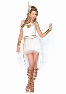 Sexy Goddess Hermes Costume