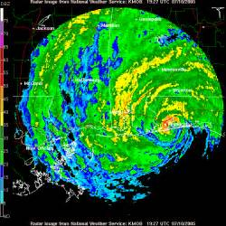 Florida Doppler Radar Hurricane