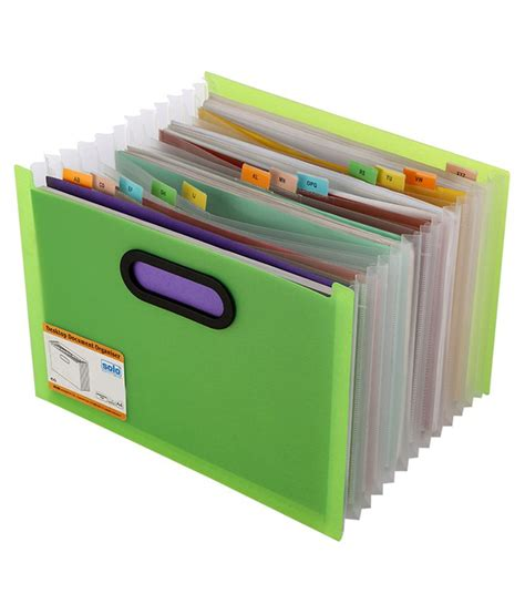 solo green desktop document organizer buy