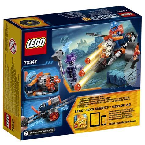 70347 LEGO Nexo Knights Kongevagtens Artilleri - LEGO Nexo ...