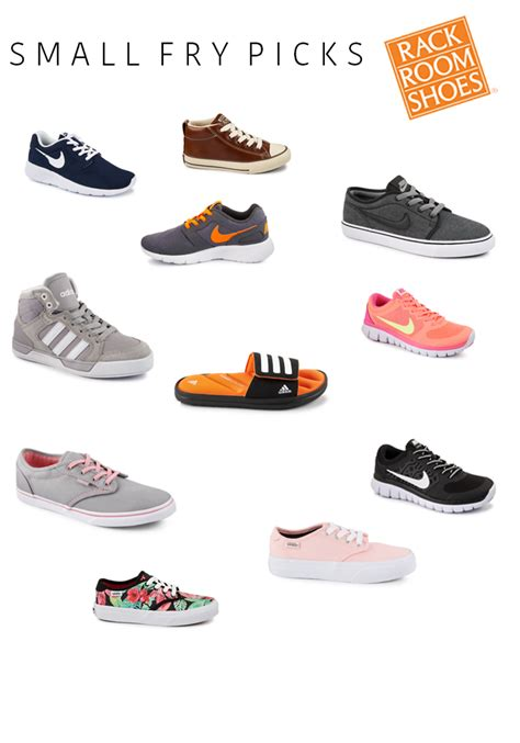Back To School Fashion Week Rack Room Shoes  Small Fry
