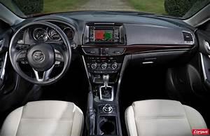Avis Mazda 6 : la nouvelle mazda 6 l 39 essai l 39 argus ~ Medecine-chirurgie-esthetiques.com Avis de Voitures