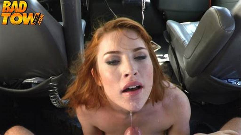 #Ginger #Sucking #Cock