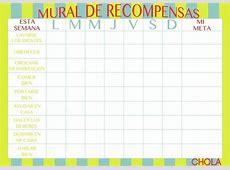 Comprar MURAL DE RECOMPENSAS en Chola design Filtrado