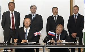 BP takes 9.5% stake in state-owned Russian oil firm as ...
