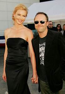 Lars Ulrich and Connie Nielsen Photos Photos - Special ...