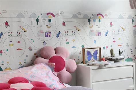 papier peint chambre enfants coloriage enfant papier peint pour chambre enfant déco