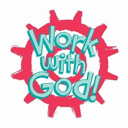 Vbs Clipart Clip Workshop Word Fun God