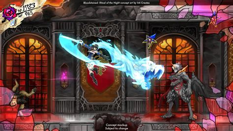 bloodstained ritual   night wallpapers  ultra hd