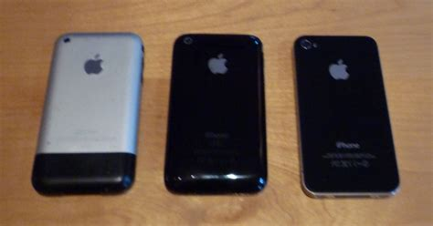 iphone generations list list of ios devices