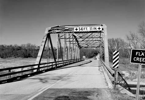 Bridgehuntercom  Flat Creek Mo 39 Bridge