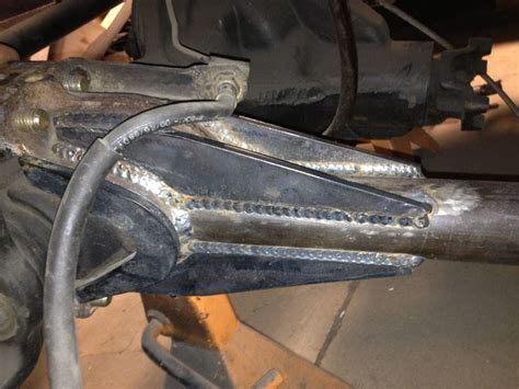 pin  bronco suspension