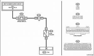 Subaru Crosstrek Service Manual - Dtc P0724 Brake Switch  U0026quot B U0026quot  Circuit High