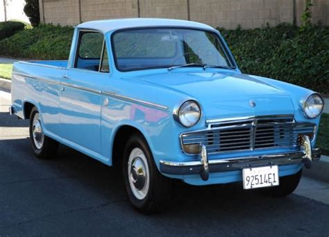 Datsun Nl320 by Never This 1965 Datsun Nl320 Bring A Trailer