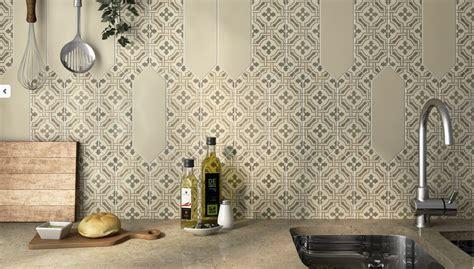carrelage motif carreau de ciment hexagonal large