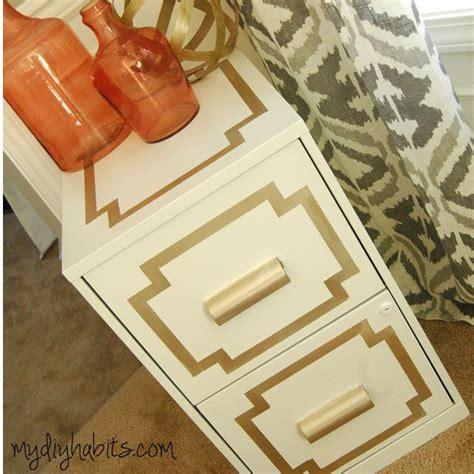 diy file cabinet makeover glamorous file cabinet makeover
