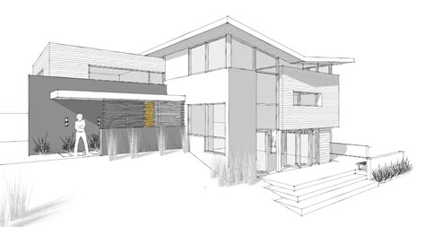 sketches  modern houses google search   draw