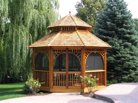 backyard gazebo gazebo garden shed plans building wood sheds
