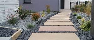amenagement de jardin gallery of jardin paysag autour With amazing amenagement petit jardin avec terrasse et piscine 11 piscine moderne vert et bleu piscine