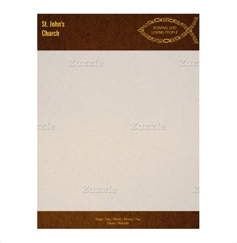 12+ letterhead templates free sample, example, format these pictures of this page are about:church letterhead template microsoft word. 11+ Church Letterhead Templates - Free PSD, EPS, AI ...