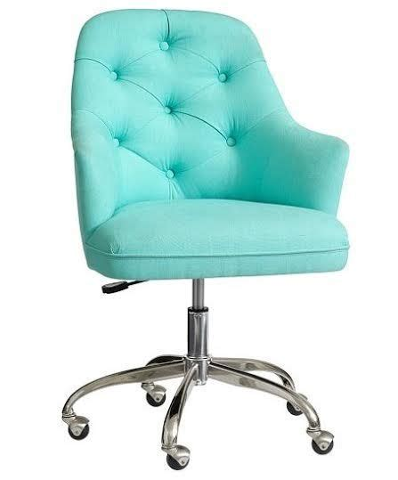 tone   hq office  tufted desk chair upholstered