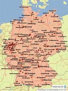 Schönsten Städte Deutschland : st dte deutschlands von lolmops35 landkarte f r deutschland ~ Frokenaadalensverden.com Haus und Dekorationen