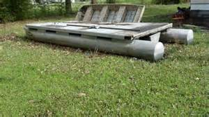 Fishing Pontoon Boats For Sale In Louisiana by 20ft Aluminum Pontoons For Sale 800 Louisiana