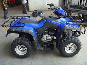 Atv-02  Lhj  250cc Shaft Drive Atv Quad